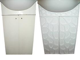 Metamorfoza szafki łazienkowej – zrób to sam. Jak ze starej szafki łazienkow ...