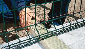 Montaż ogrodzenia panelowego krok po kroku