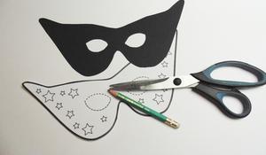 KROK II – Wycinanie maski