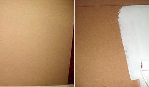 KROK II – Rozrysowanie kształtu obudowy grzejnika